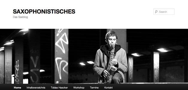 Another Best. Saxophone. Website. Ever.