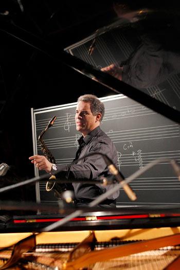Jim Snidero Jazz Saxophone course