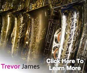 Trevor James Signature Custom Raw Saxophone